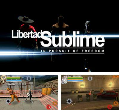 In addition to the game Brotherhood of Violence for Android phones and tablets, you can also download Libertad sublime for free.