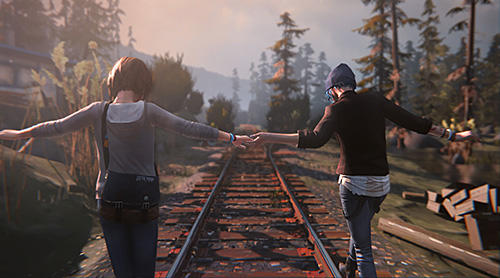 Screenshots von Life is strange für Android-Tablet, Smartphone.