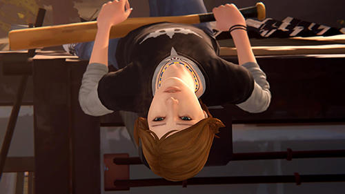 安卓平板、手机Life is strange: Before the storm截图。