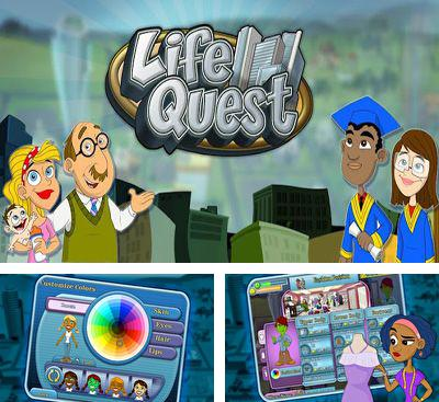 In addition to the game Forgotten Places Lost Circus for Android phones and tablets, you can also download Life Quest for free.