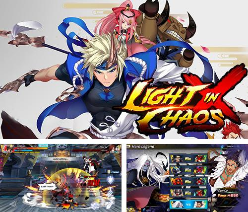 Light in chaos: Sangoku heroes