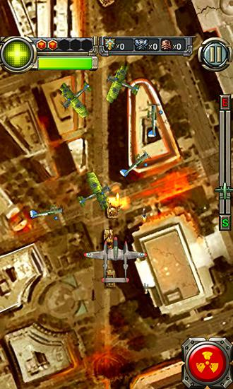 Lighting fighter raid: Air fighter war 1949 screenshot 2