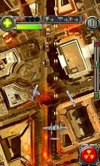 Lighting fighter raid: Air fighter war 1949 screenshot 3