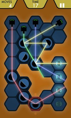 Screenshots of the Lightpath for Android tablet, phone.