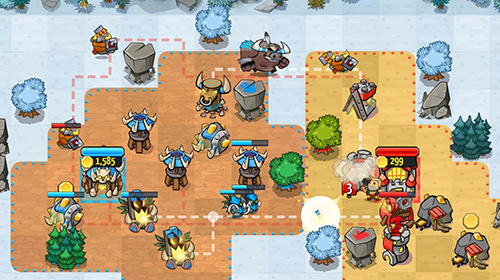 Like a king: Tower defence royale TD screenshot 2