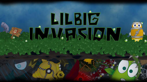 Lil big invasion обложка