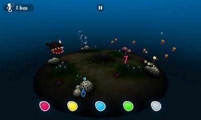 Screenshots do Lilli Adventures 3D - Perigoso para tablet e celular Android.