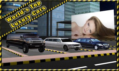 Limousine Parking 3D скриншот 2