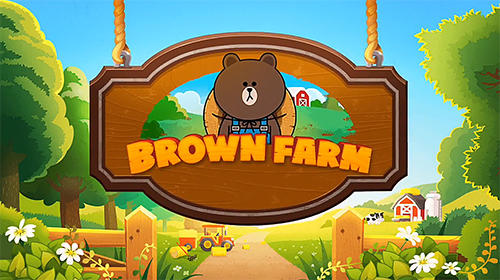 Line: Brown farm обложка