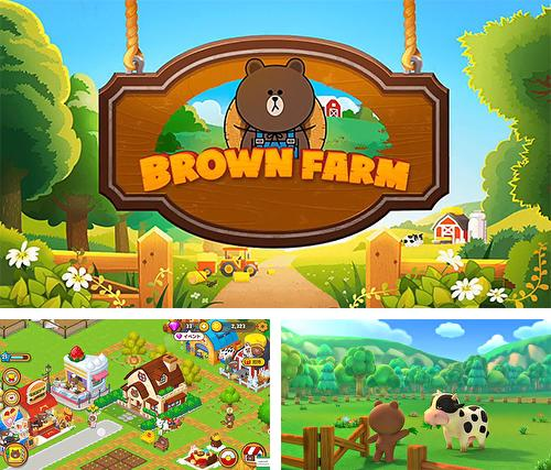 Line: Brown farm