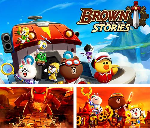 Line: Brown stories