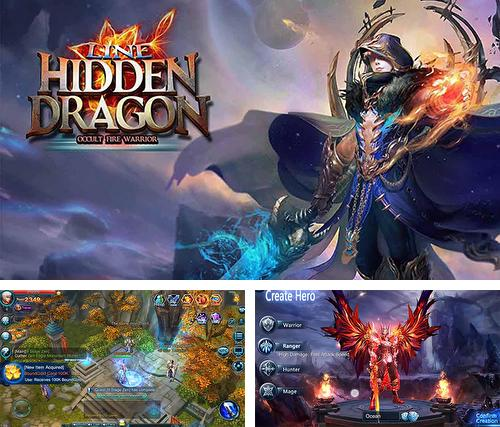 En plus du jeu Enfernals: Héros d'enfer pour téléphones et tablettes Android, vous pouvez aussi télécharger gratuitement Line. Dragon caché: Guerrier d'un feu mystérieux, Line. Hidden dragon: Occult fire warrior.
