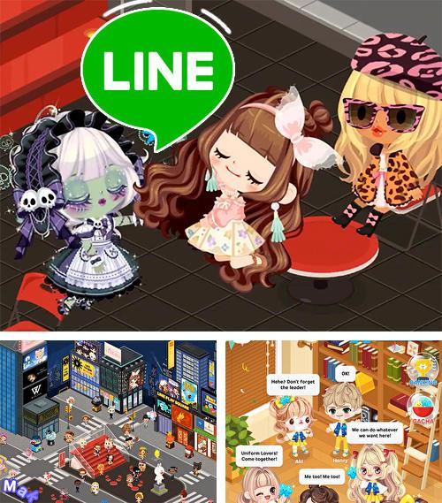 LINE: Our avatar world