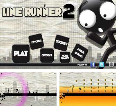 In addition to the game Mashballs for Android phones and tablets, you can also download Line Runner 2 for free.