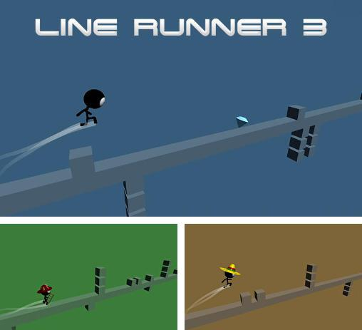 In addition to the game T.H.I.S. for Android phones and tablets, you can also download Line runner 3 for free.