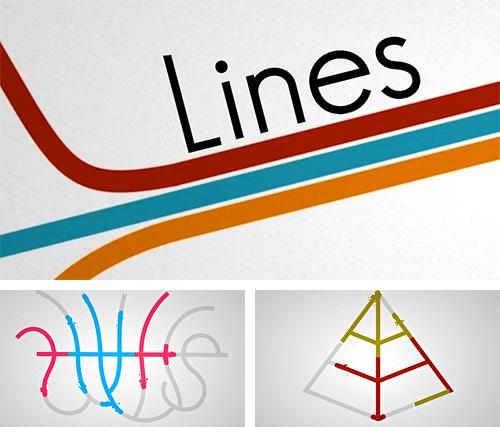 Lines: Physics drawing puzzle