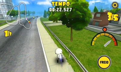 Screenshots von Link 237 Racer für Android-Tablet, Smartphone.