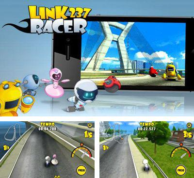 In addition to the game Legends Arcana for Android phones and tablets, you can also download Link 237 Racer for free.