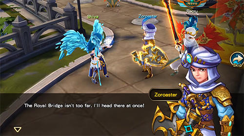 Lion hearts: Final clash screenshot 3