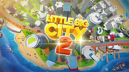 Little big city 2 обложка