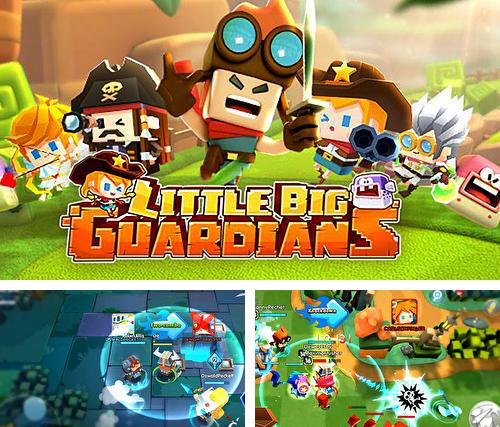 Little big guardians.io