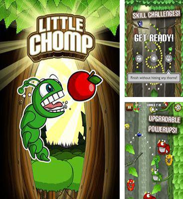 In addition to the game Bad Traffic for Android phones and tablets, you can also download Little Chomp for free.