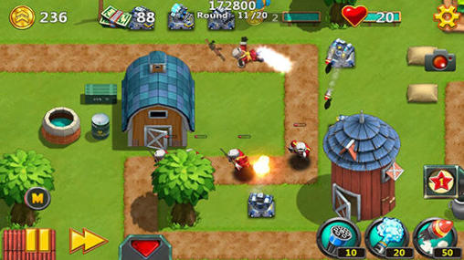 Download Little commander 2: Clash of powers Android free game.