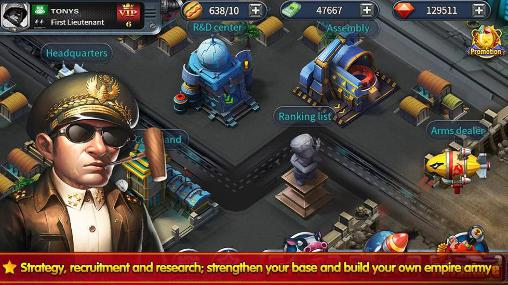 Get full version of Android apk app Little commander 2: Global war for tablet and phone.