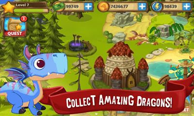Download Little Dragons Android free game.