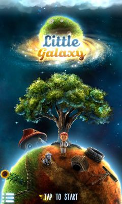 Little Galaxy poster