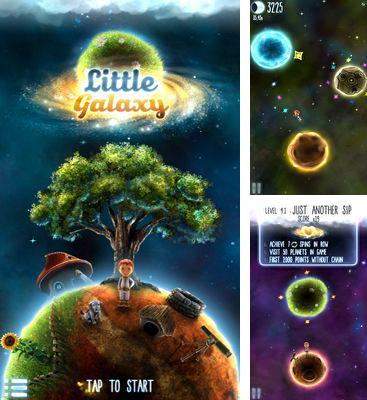 In addition to the game Cheese Barn for Android phones and tablets, you can also download Little Galaxy for free.