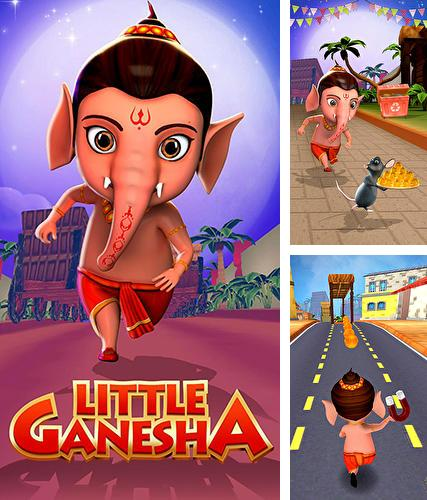 Little Ganesha: Running game