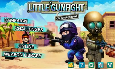 Little Gunfight Counter Terror poster