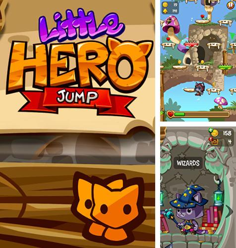 Little hero jump