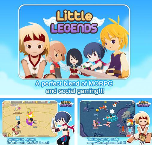 In addition to the game Colossatron for Android phones and tablets, you can also download Little legends for free.