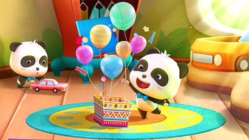 Capturas de pantalla de Little panda: Mini games para tabletas y teléfonos Android.