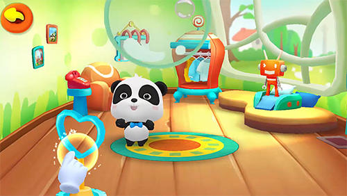 Screenshots von Little panda: Mini games für Android-Tablet, Smartphone.