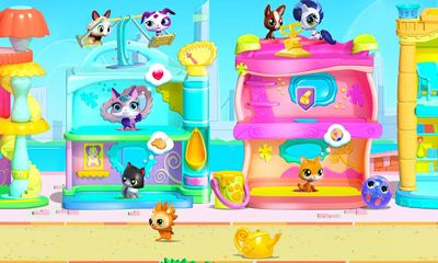 Screenshots von Littlest Pet Shop für Android-Tablet, Smartphone.