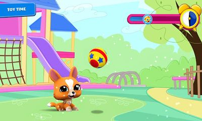 Screenshots do Littlest Pet Shop - Perigoso para tablet e celular Android.