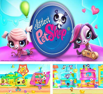 In addition to the game Monster Pet Shop for Android phones and tablets, you can also download Littlest Pet Shop for free.