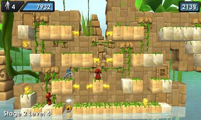 Download Lode Runner X Android free game.