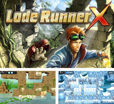 In addition to the game Furdiburb for Android phones and tablets, you can also download Lode Runner X for free.