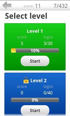 Download Logos quiz Android free game.