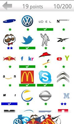 Logos quiz screenshot 2