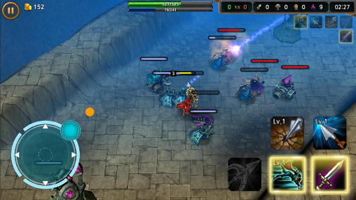 Download LOL: Last attack global Android free game.
