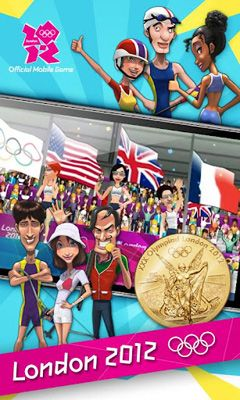 London 2012 - Official Game скриншот 2