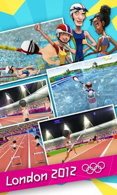 Screenshots von London 2012 - Official Game für Android-Tablet, Smartphone.
