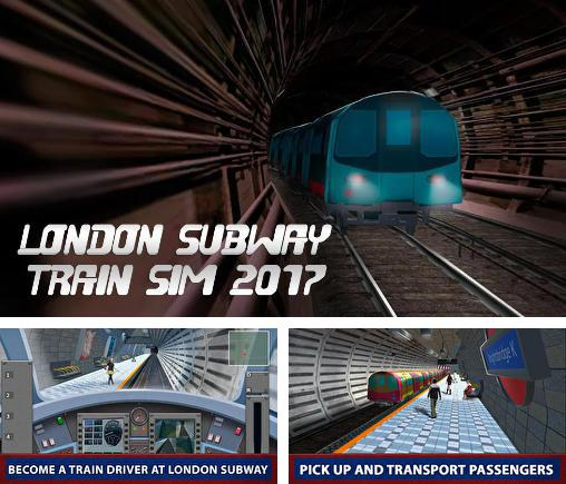 London subway train sim 2017