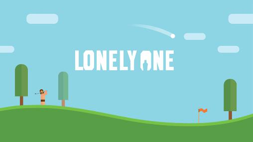 Lonely one: Hole-in-one poster