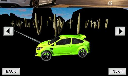 Kostenloses Android-Game Long Road Verkehrsrennen 3D. Vollversion der Android-apk-App Hirschjäger: Die Long road traffic racing 3D für Tablets und Telefone.